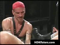 Impossible Homosexual Hard Core Anus Fisting Videos 4 By HDKfisters