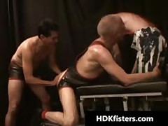 Intense Hard Core Homosexual Fisting 6 By HDKfisters