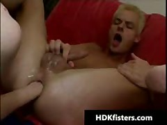 These Dudes Just Need Their Assholes Stuffed, WARNING! Radical Homosexual Fisting Videos 5 By HDKfisters