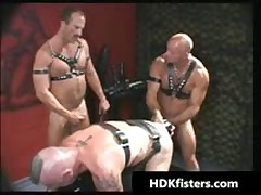 Impossible Homo Hard Core Asshole Fisting Videos Three By HDKfisters