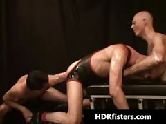Intense Hard Core Queer Fisting 7 By HDKfisters