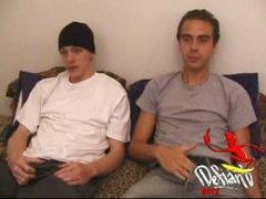 Crossfire - Shane & Vincenzo - Scene 3