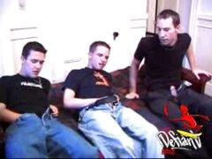 So Horny! - JC, Chase Hunter & Kent Stryker - Scene 2