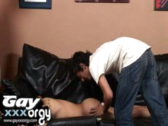 Erotic Schoolboy Threesome