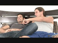 Hot Latino'S FIRST Time On CAM!