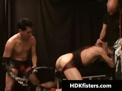 Insane Hard Core Queer Fisting 5 By HDKfisters