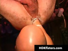 Free Very Extreme Homosexual Fisting Videos 1 By HDKfisters