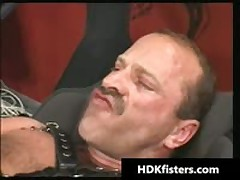 Impossible Homosexual Hard Core Butthole Fisting Videos 18 By HDKfisters