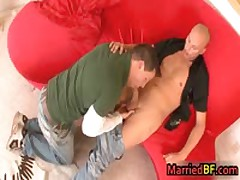 A Married Buddy In His First Homosexual Anus Screw 22 By MarriedBF