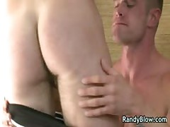 Homosexual Movies Of Bryce And Chris Fucks And Sucks On A Bed 12 By RandyBlow