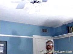 Cop Calls In A Handyman