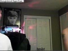 Webcam 2 Dudes Play Cam Cum