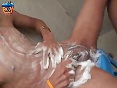 Asian Boy In Heat
