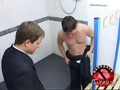 British Office Boys Barebacking 5