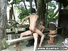 Papi Gay Cowboys Wild Bareback