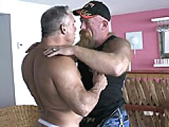 A Big Hairy Orgy