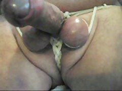 Cock And Ball Bondage
