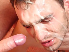 Gay Studs Big Facial Load