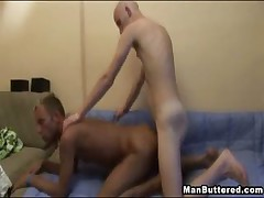 Twink Big Creampie Attack