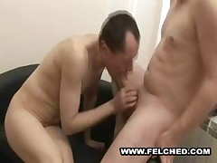Awesome Bareback And Slimy Creampie