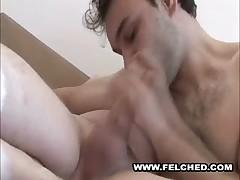 Cute Gay Cock Sucking And Fucking