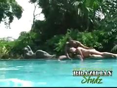 Pool Side Heat Scene 3