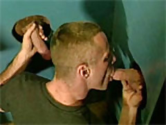 Gloryhole Gay Action