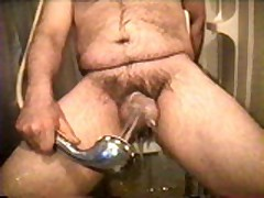 Piss And Cum In A Condom 4 5 2010