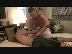 Horny Action Couple