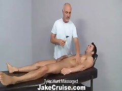 Tyler Hunt Massaged