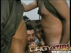 Platoon Orgy