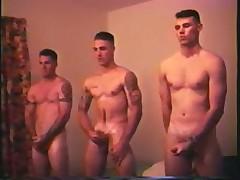 4 Soldier Circle Jerk
