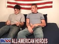 Officer John & USMC Blake