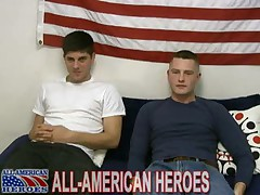 Staff Sergeant John And Sailor Griffin