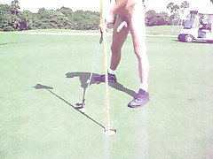 HOT JO On The 3rd Green