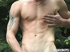 Hot Sporty Boy Wood Wanks
