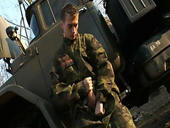 Military Men Fucking The Best Cock