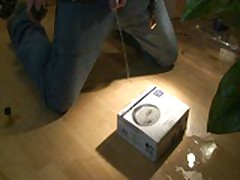 Unboxing CD Player