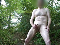 Vibrator In The Ass By Creek