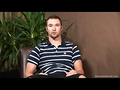 College Dudes - Eric Clayton Busts A Nut