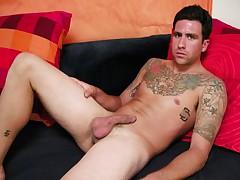 Horny Straight Cock