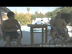 Broke College Boys - Zack And Matt