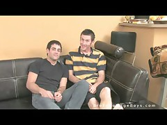 Broke College Boys - Justin And Danny