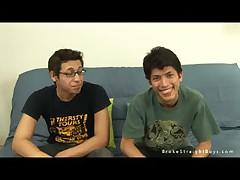 Broke Straight Boys - Nelson And Gino