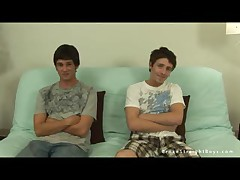 Broke Straight Boys - John And Leon
