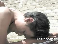 Latino Threesome