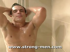 Boy In The Shower