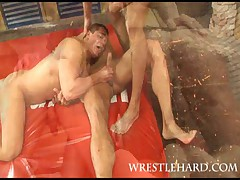 Dirty Musclemen Orgy