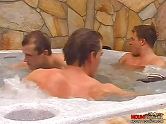 Jacuzzi Three-Way Pt. 2