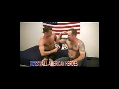 Firefighter Rusty & Marine Brent